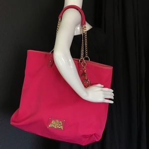 Juicy Couture Large Tote Bag Purse